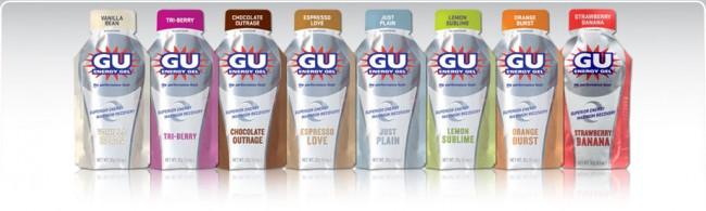 Gu Product range