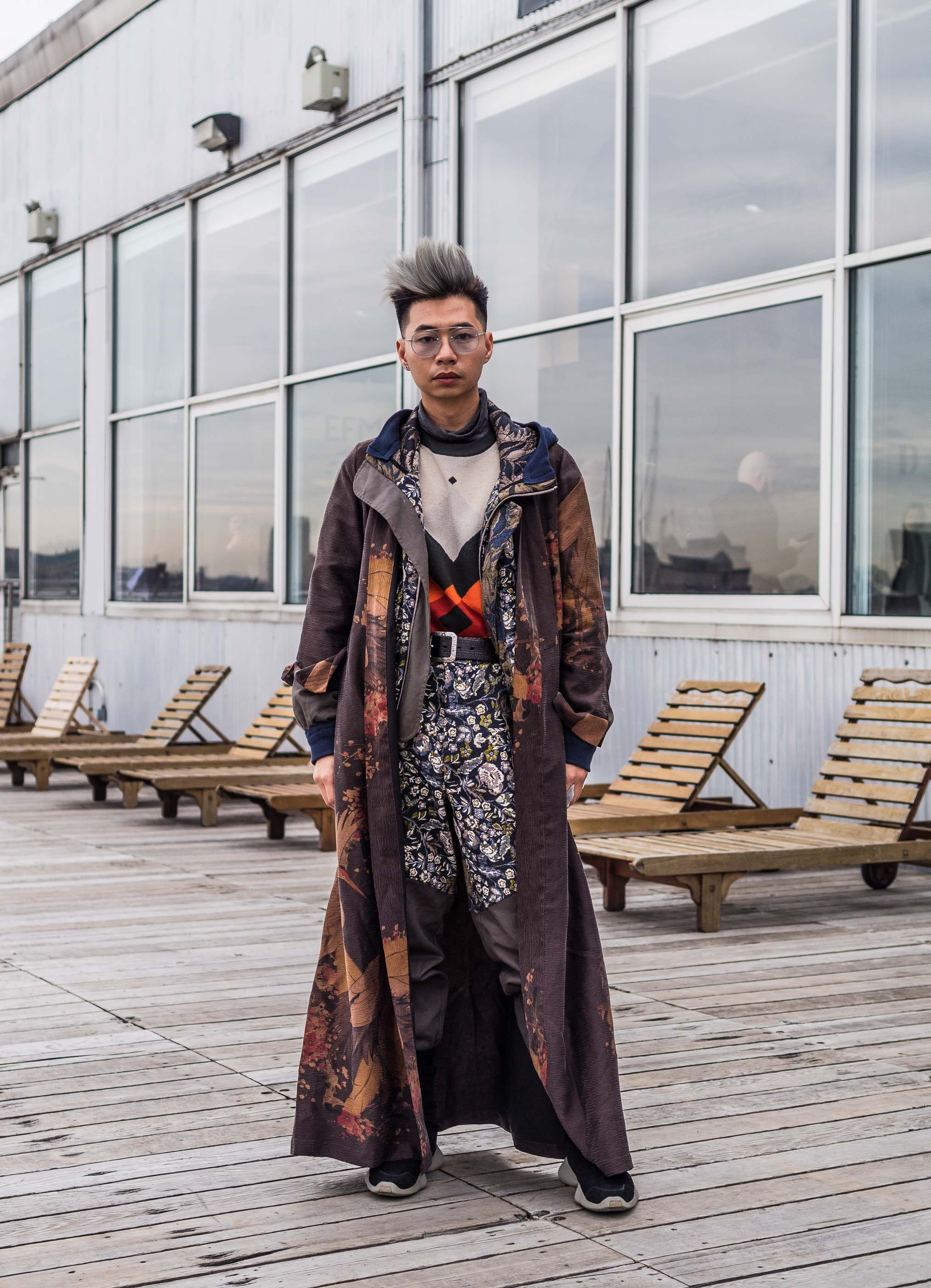 Day 1  2  3  4  and 5  A Recap of my NYFWM Streetstyle Looks     Day 1  2  3  4  and 5  A Recap of my NYFWM Streetstyle Looks     MYBELONGING    High Fashion  Gender Neutral Menswear  Food and Travel Experiences