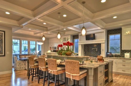 Diy Coffered Ceiling Project Renoguide Australian