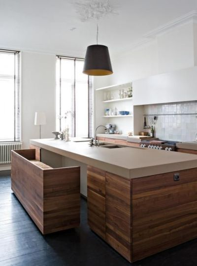 55 Functional and Inspired Kitchen Island Ideas and ...
