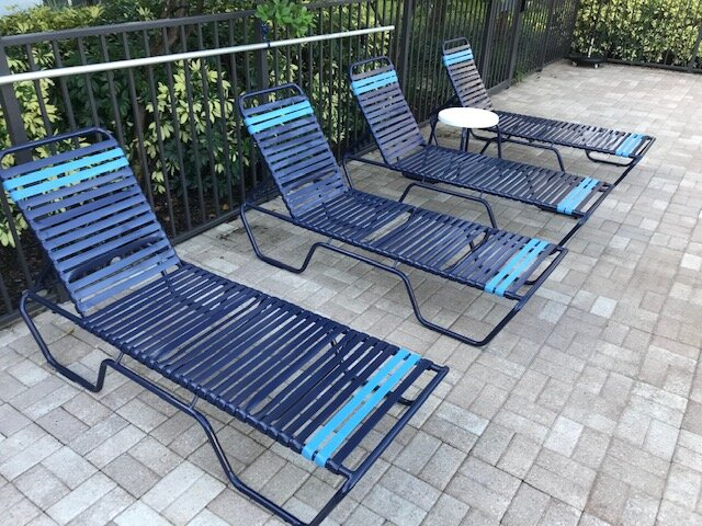 patio furniture vs the elements leisure furniture powder coating outdoor patio furniture restoration south west florida naples fort myers
