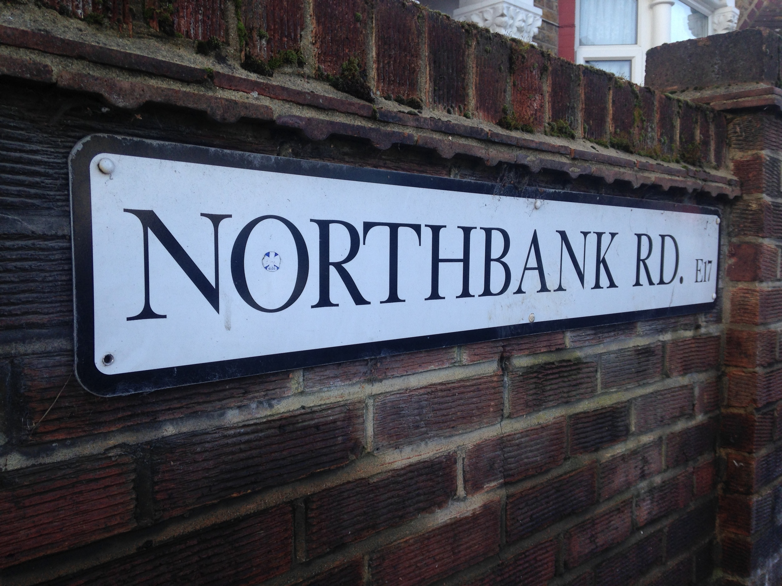 Northbank Road. The place where dreams are made...