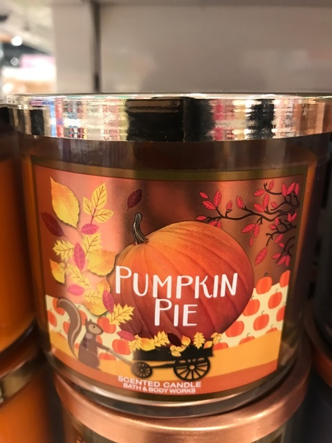 Ah yes. You can't go wrong with this classic pumpkin scent. But with flavors like pumpkin french toast, are you really going to just settle with this one? Think about it. I still got one thought because, yeah.