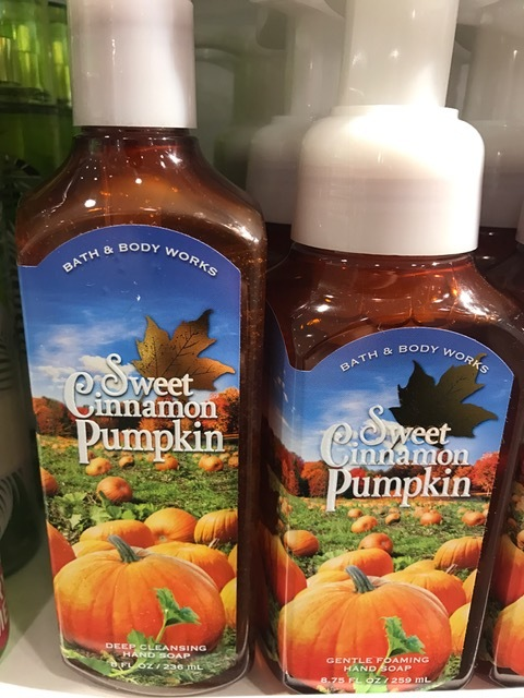 Correct me if I'm wrong but this scent was one of the original BBW pumpkin scents. I have it in body wash, body lotion, hand cream, mini hand cream, anti bacterial and the list goes on! It will always remind me of fall, and a great gateway scent if you're just getting into the pumpkin game.