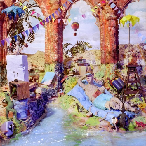 Vivian van Blerk, The Seven Capital Vices : Acedia (Sloth), 2008