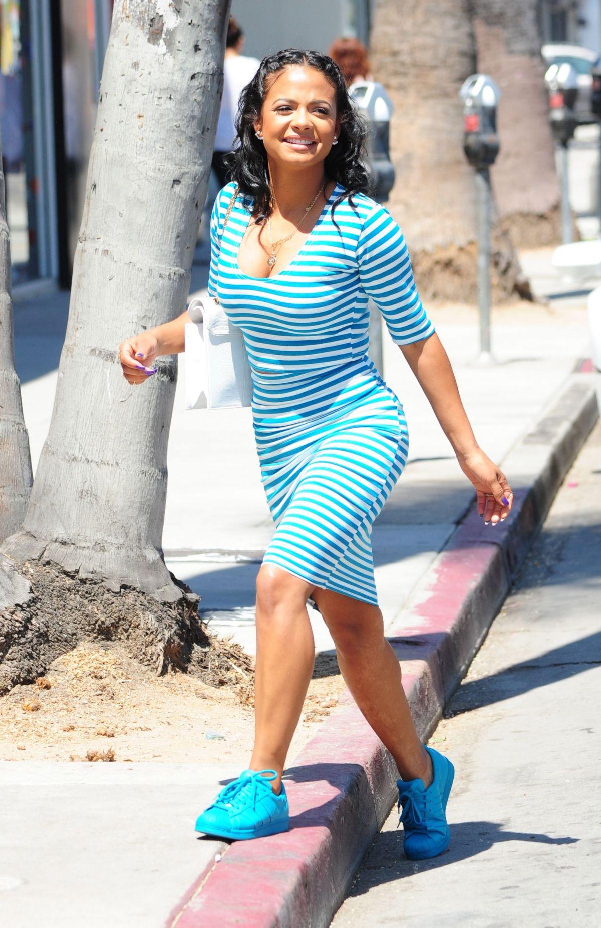 Kicks Of The Week Christina Milian Rihanna Kim