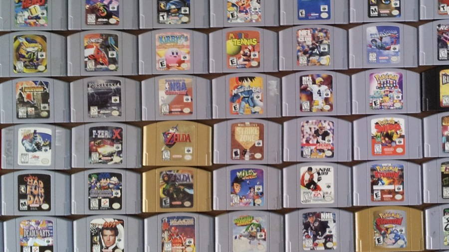 List  The 5 Rarest Games On N64     GameTyrant We are about a week out from the 21st anniversary of the Nintendo 64 s  North American release  Building off last week s article on Awesome Color  Variations