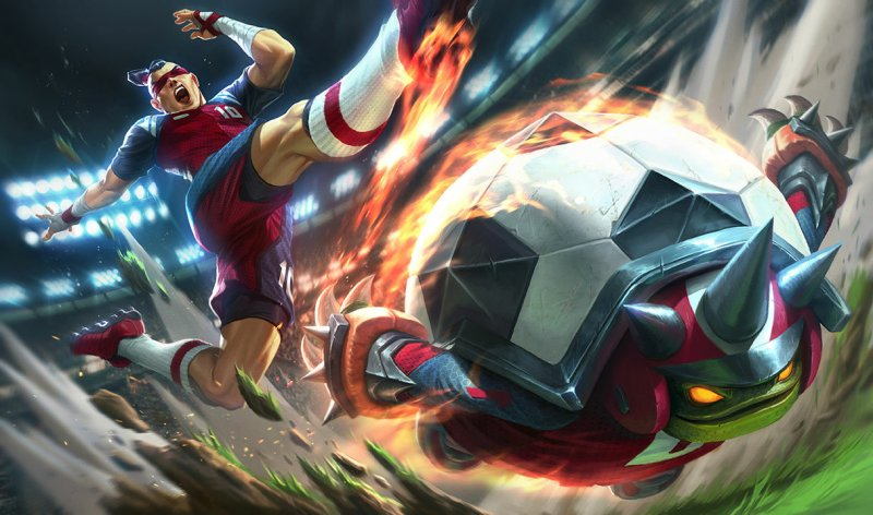 Twitch Rivals is bringing League of Legends action to TwitchCon Europe
