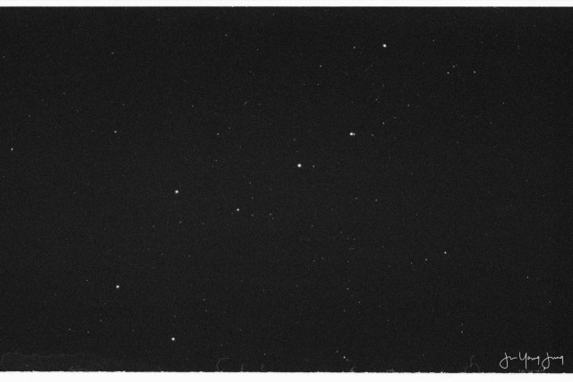 My latest photograph of Big Dipper
