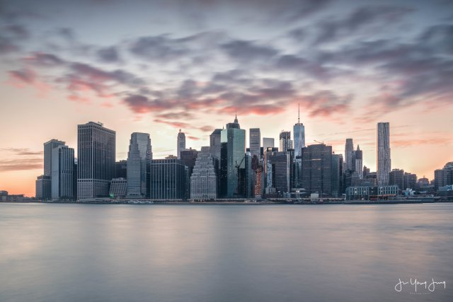 Sunset in New York  - Purchase this photo through my print store!