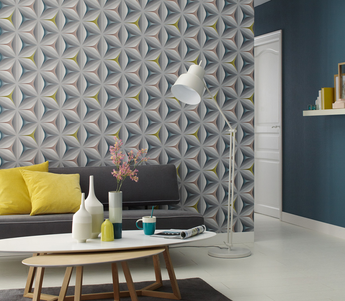 Move your walls   Star 3D Effect Wallpaper  2 Colourways      Home     Move your walls   Star 3D Effect Wallpaper  2 Colourways
