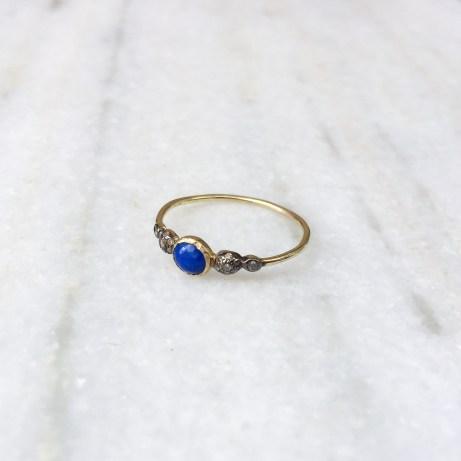 Asi luce el Lapis Lazuli en realidad.