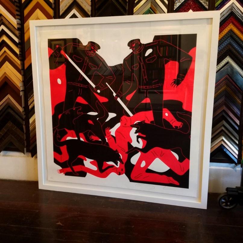 San Francisco Art Framing Allframes5