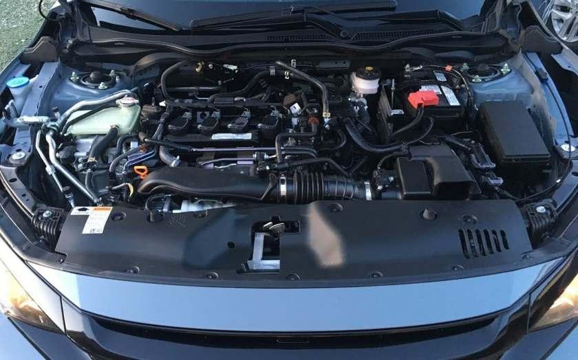 Civic Sport Engine