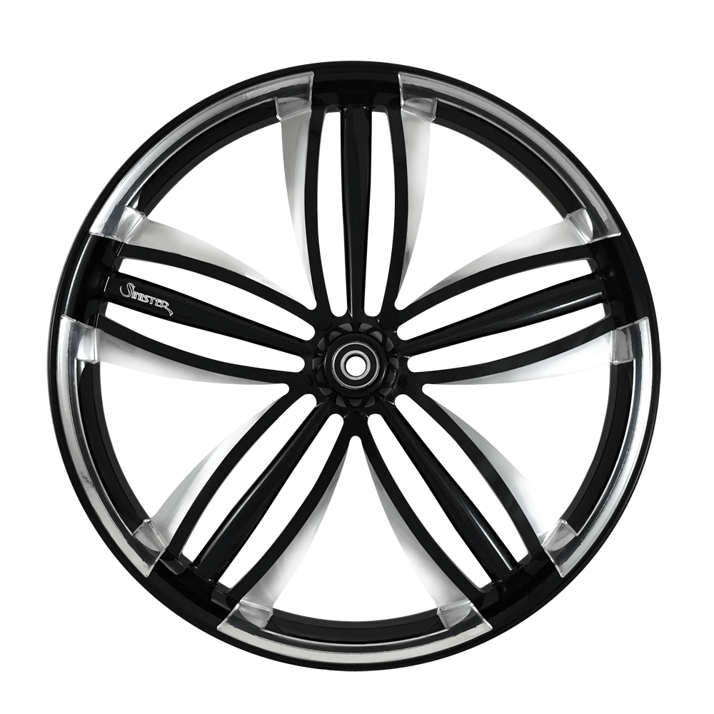 Sinister wheels ballistic cycles