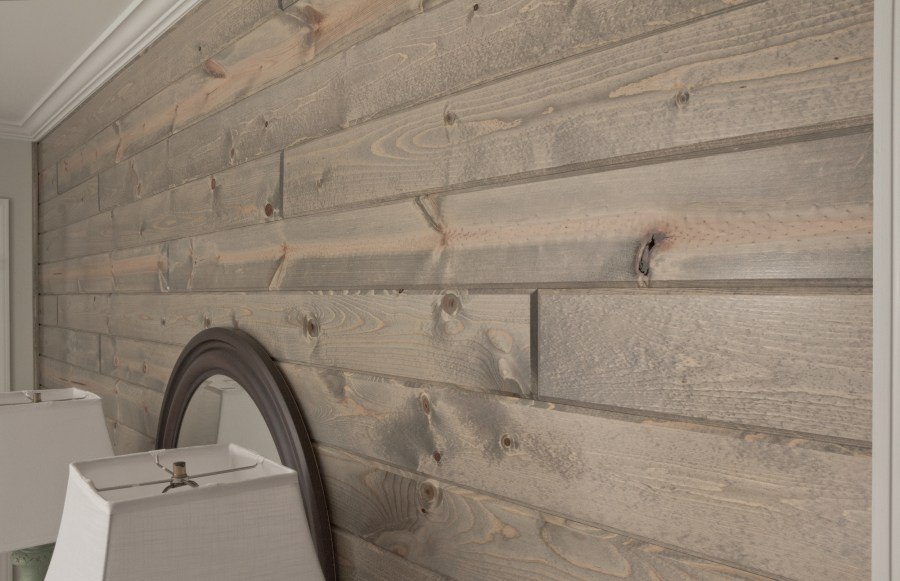 First Timer DIY  Why I m Installing a Wood Wall     The Rustic Collection Wood Wall Paneling is So Hot Right Now