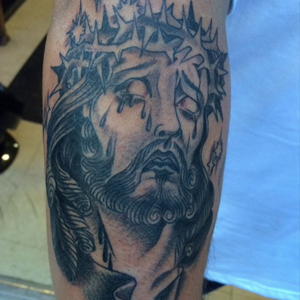 Freddy Corbin Tattoo Artist