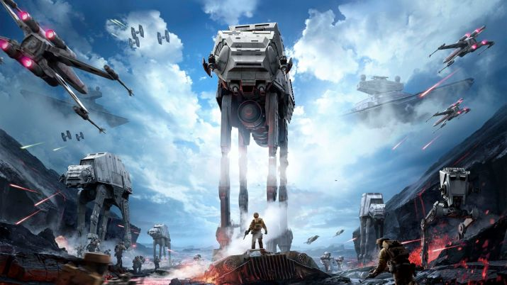 Star Wars Battlefront was a hotly anticipated game, judging by the beta stats.
