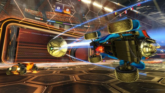 Rocket League is a hugely popular change on the typical soccer game, and won Best Independent Game and Best Sports/Racing game at the Game Awards 2015.