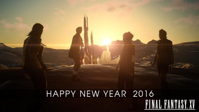 2016 will see the release of Final Fantasy 15.