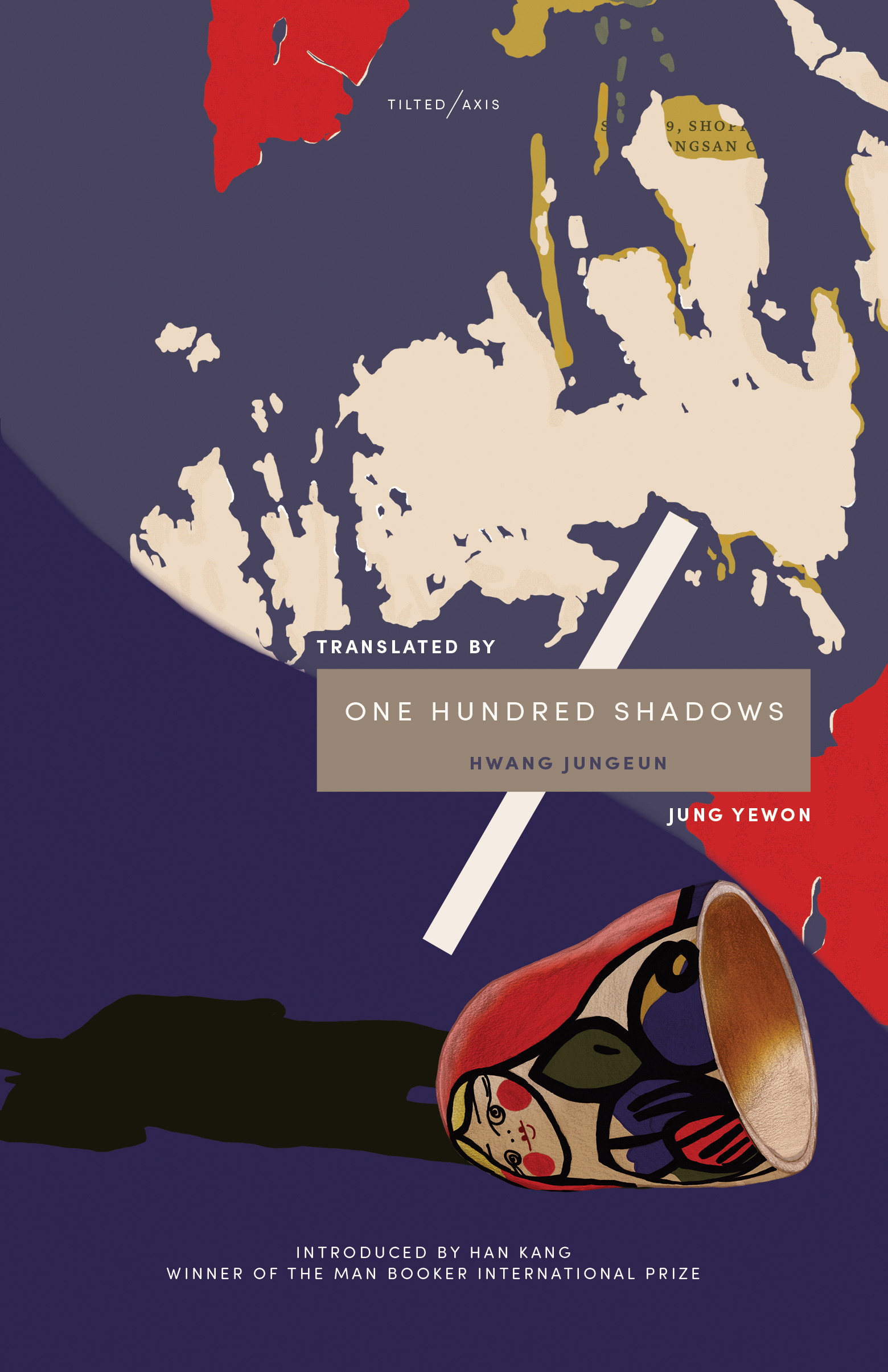 One Hundred Shadows by Hwang Jungeun