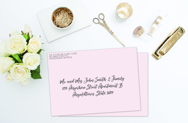 HOW TO SET UP YOUR GUEST ADDRESS EXCEL SPREADSHEET — Wedding