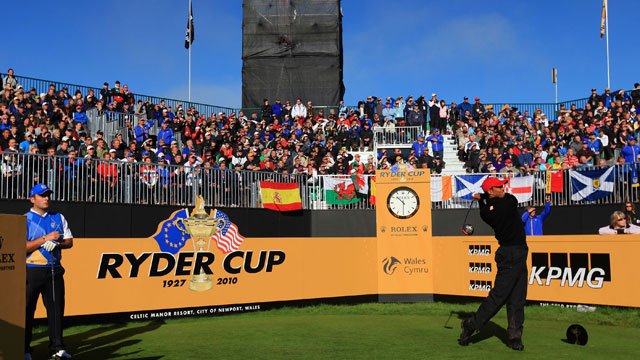 Photo credit: Ryder Cup
