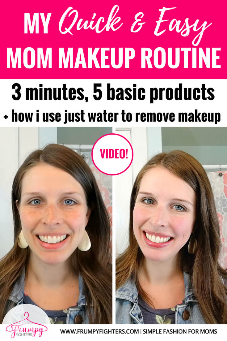 Loved This Easy 3 Minute Step By Makeup A Pregnant Mom Of