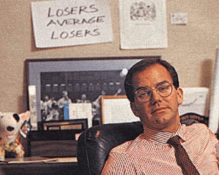 The Trader Documentary 1987 Losers Average Losers Quote Paul Tudor Jones