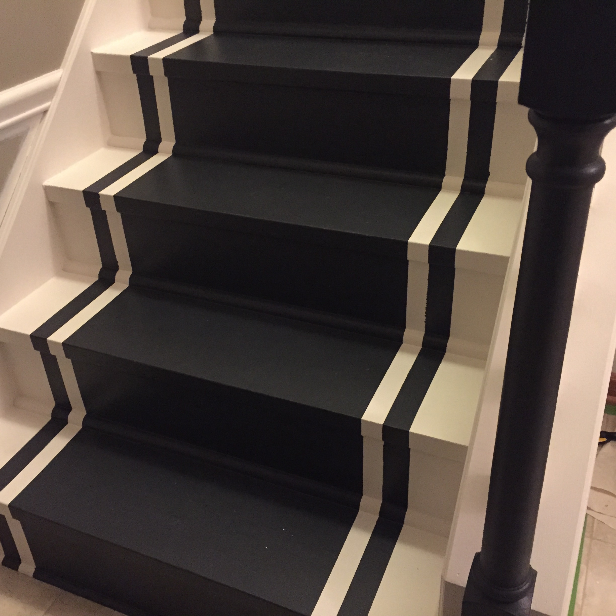 From Drab To Fab Diy Staircase Remodel — The Other Side Of Neutral   Refinishing Builder Grade Stairs   Diy   Basement Stairs   Staircase Makeover   Flooring   Carpeted Stairs