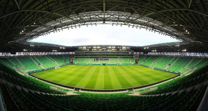 Ferencvaros, Groupama Arena | numerosette.eu