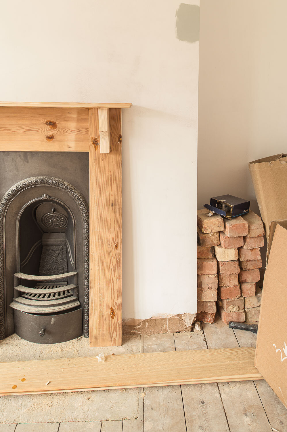 Lifting The Lid On What It S Like Renovating A House During Covid 19 Fifi Mcgee Interiors Renovation Blog