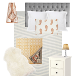 My Minimalist Boho Bedroom Mood Board John Lewis 50 Giveaway Fifi Mcgee Interiors Renovation Blog