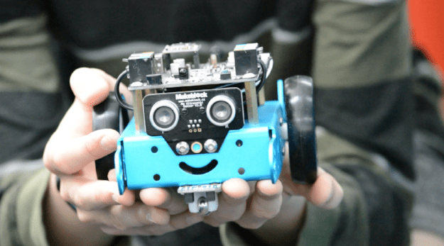 Learn to program by programming mBot.