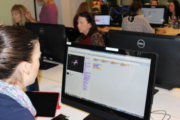 Coding Kids delivers Digital Technologies, coding and robotics professional development for educators.