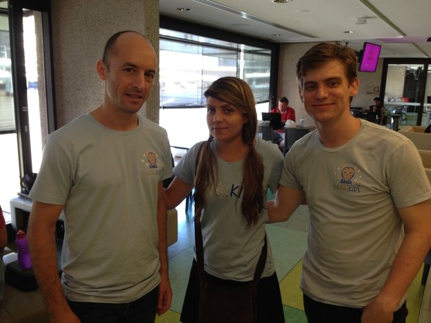 Coding Mentors: Andrew Cupper, Elnaz Karimpoor and Billy Cody