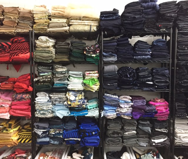 Fabscrap Extends The Life Of Fabrics Recovered From Your Favorite Brands