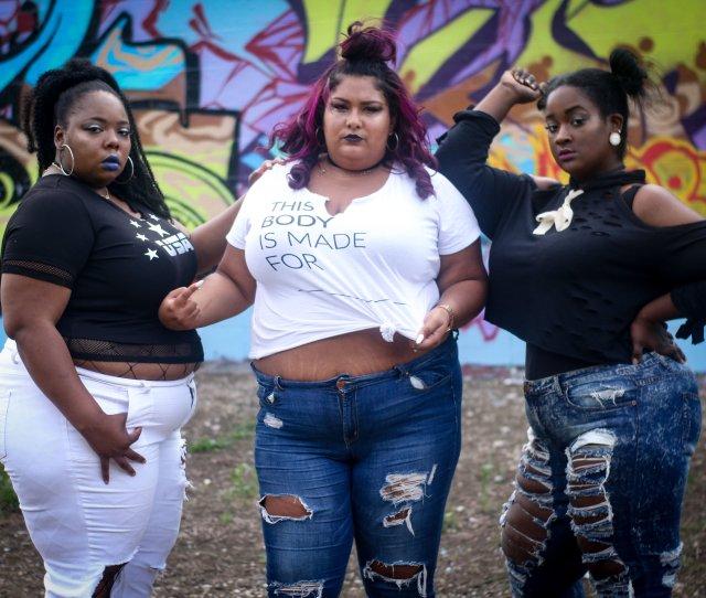 Fat Black Girl Magic Squad Goals