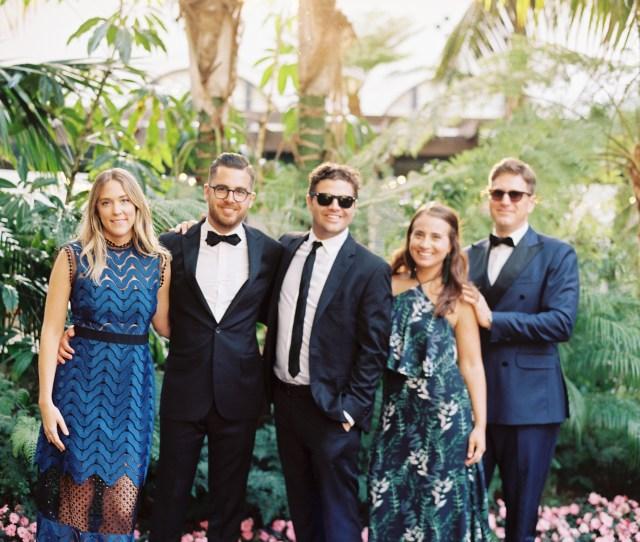 Braedon Flynn Photography Black Tie Optional Wedding Attire