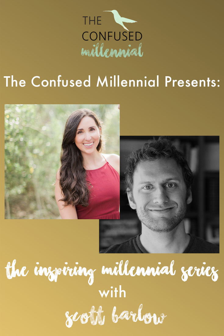 Feeling stuck, unfulfilled, or uninspired by your career? Not sure what career to choose? Not sure how to make a career transition? Feeling confused about what work suits you best? Check out a bonus episode of TCM Tv's Inspiring Millennials Series with Scott Barlow, Career Coach — The Confused Millennial