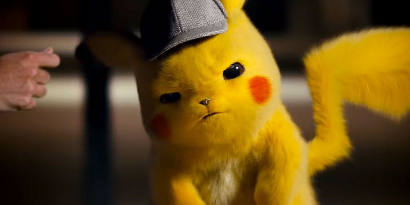 Pokemon Detective Pikachu Moviejawn