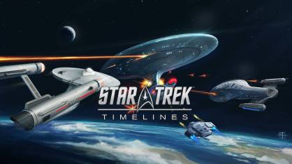Star Trek Timelines by Disruptor Beam