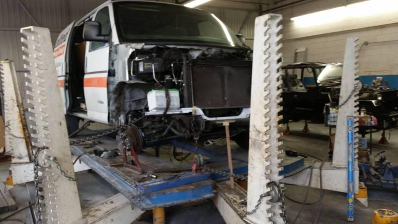 Vehicle Frame Repair | Frameswalls.org