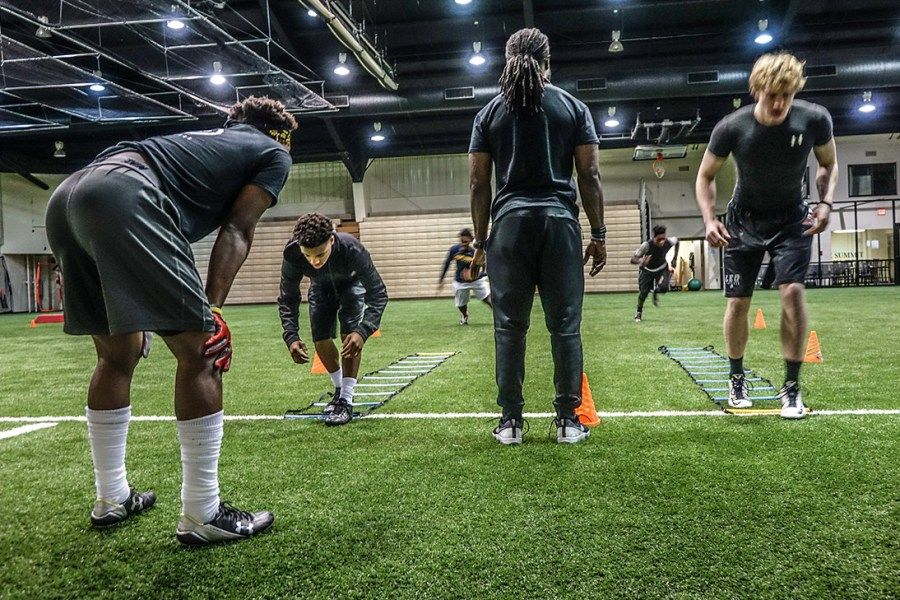 Football     AWP Sports Training The AWP Sports Football Academy is the premier training organization for  football skills development and education in the Midwest