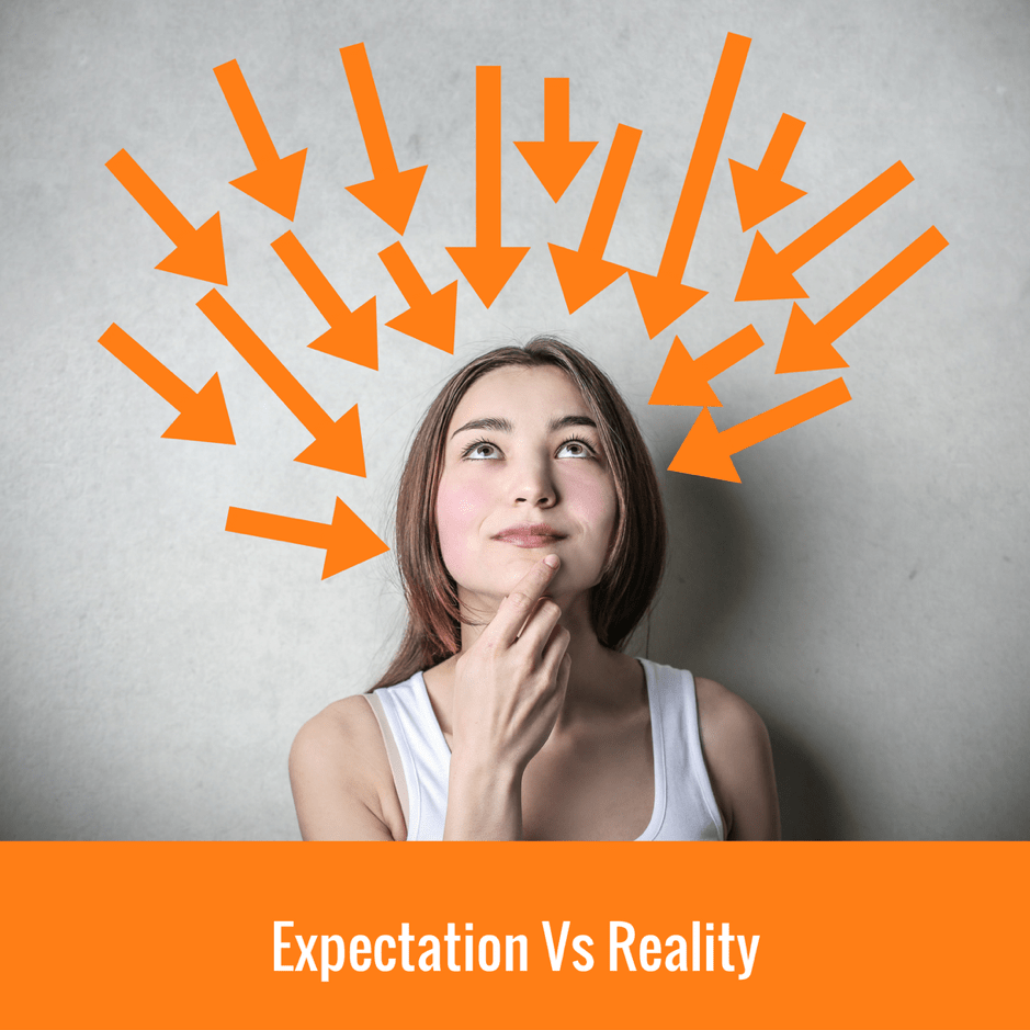 Expectation hurts, Expectations Can Hurt Us