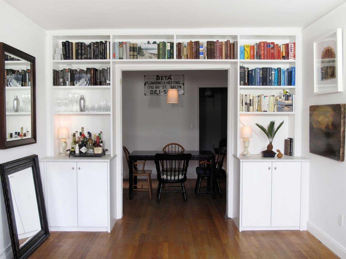 Rezultate imazhesh për top shelves near ceiling