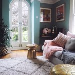 Before After Decorating My Living Room Blue Melanie Lissack Interiors