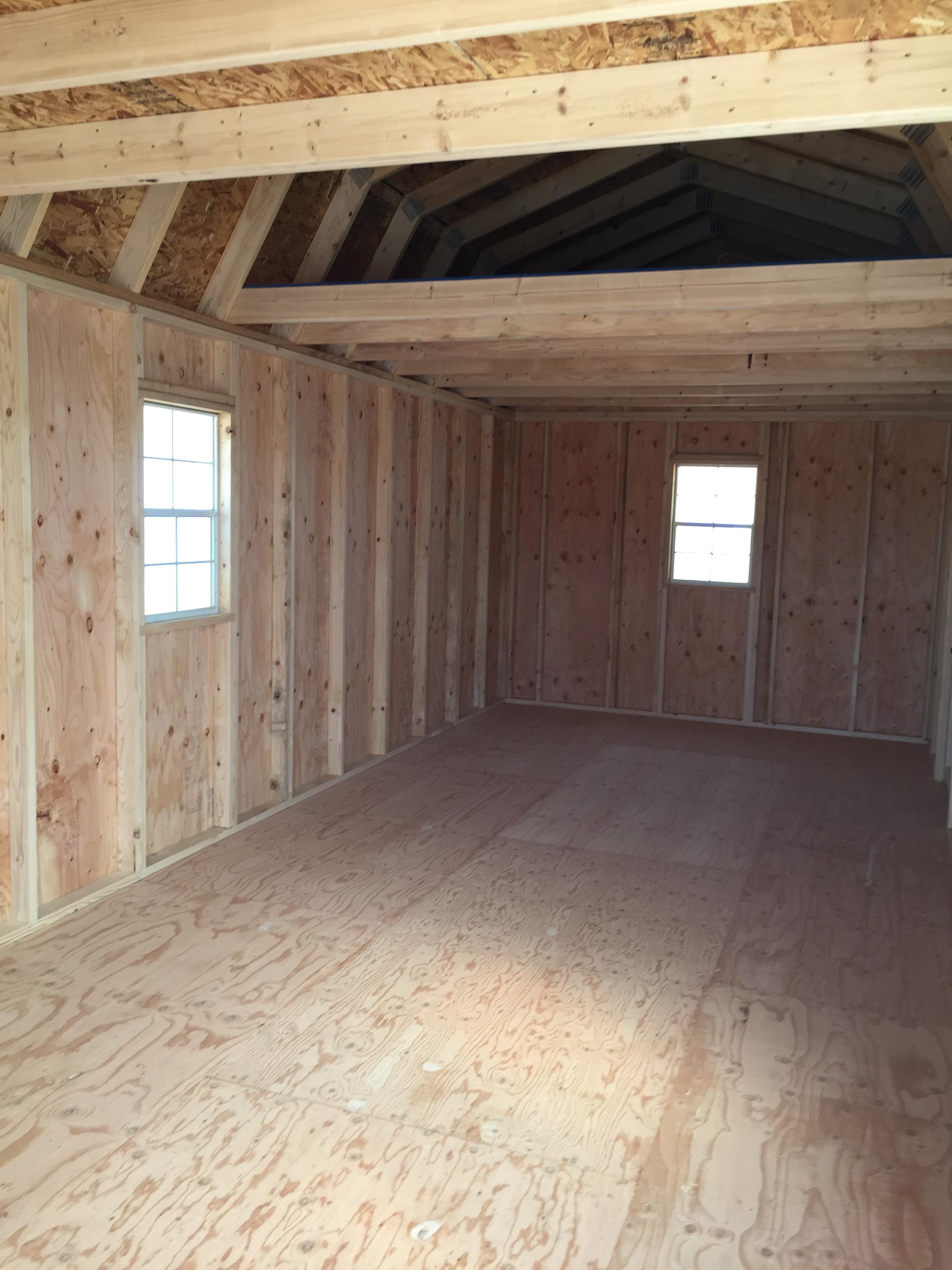 Lofted Barn Cabin Cumberland Buildings Amp Sheds
