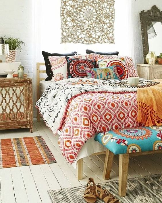 Hipcouch   Complete Interiors   Furniture Bohemian Interior Design Style  1  jpg