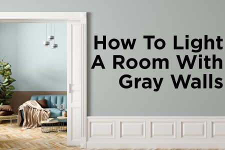 How to Choose Lighting for Paint Colors     1000Bulbs com Blog Apr 30 How to Light a Room With Gray Walls
